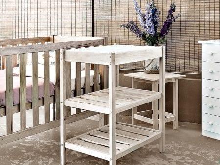 Hardwood Change Table – Marley – AUSTRALIAN MADE 100% Organic