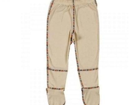 Cosy Toes Eczema PJ Bottoms – Organic Cotton Unbleached and Un-Dyed