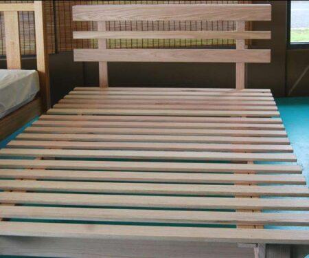 Hardwood Bed Base – Esperance Mid rise