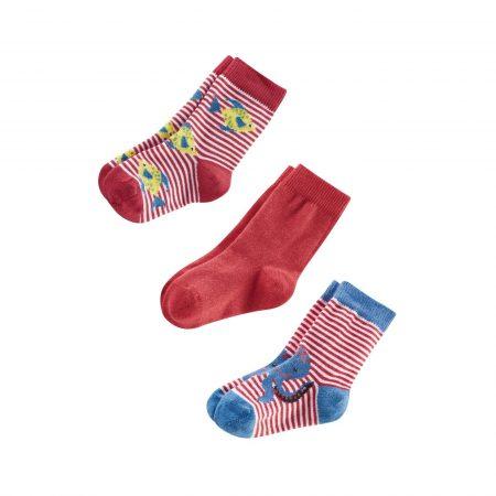 Childrens Socks – Living Craft (3 Pack)