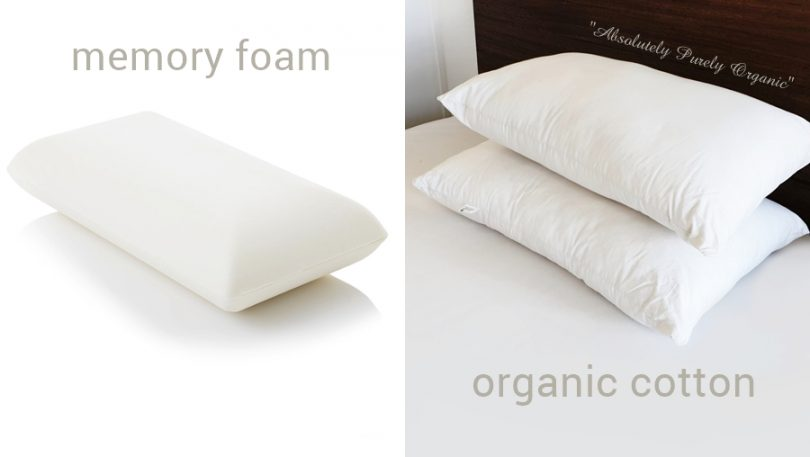 About Memory Foam Pillows And Mattresses [CONSUMER AWARENESS GUIDE]