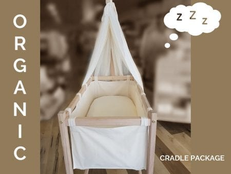 Babies Cradle Package – AUSTRALIAN MADE 100% Organic