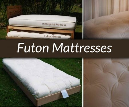 Futon Mattresses – 100% Certified Organic Cotton