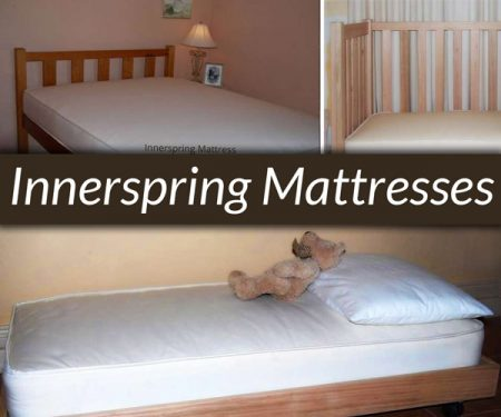 Innerspring Mattresses – 100% Certified Organic Cotton