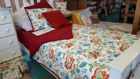 Discounted Botanica Single Quilt Cover