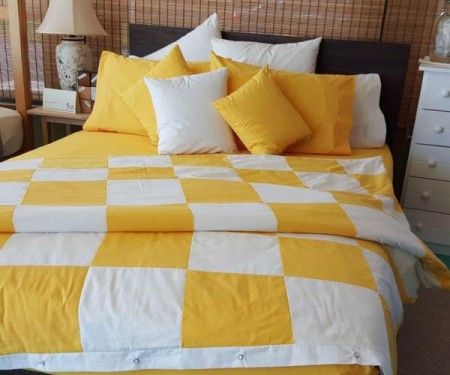 Patch Quilt Covers – Made to Order