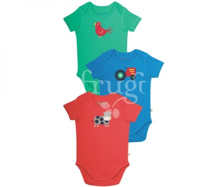Baby Body – Farm Friends 3 Pack