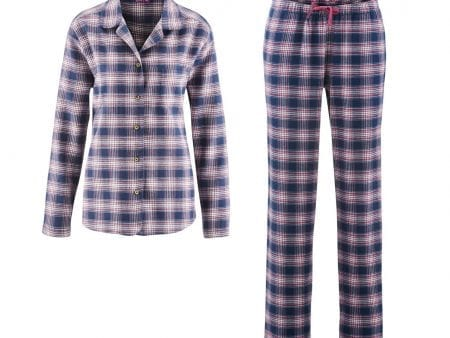 Barbara Organic Cotton Pyjamas – Boyfriend Style – all sizes
