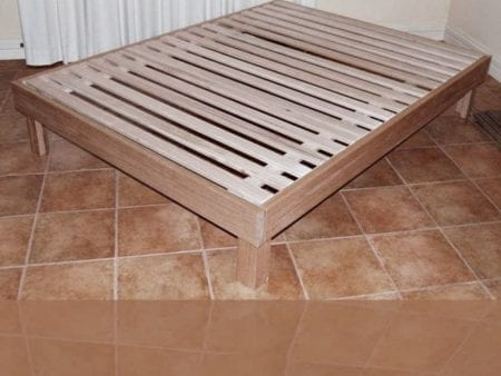 Hardwood Bed Base – Barossa – AUSTRALIAN MADE 100% Organic