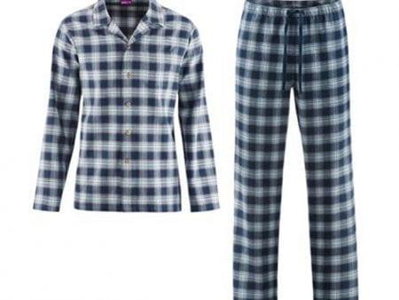 Bastian Flannel Pyjamas – Organic Cotton – all sizes