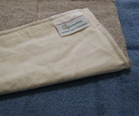 Organature Organic Cotton Bath & Shower Mats Coloured