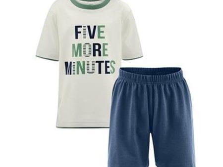Boys Champion Pyjamas – Organic Cotton – 4 to 5 years – NOW HALF PRICE
