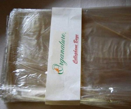 Cellophane Bags – 2 sizes