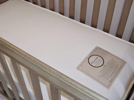 Cot Innerspring Organic Baby Mattress AUSTRALIA