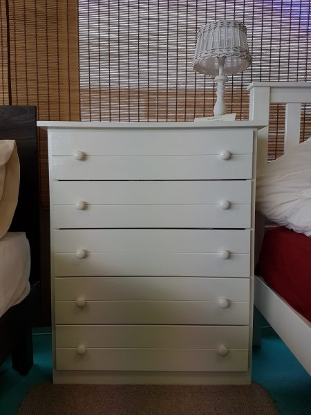 Chest of 5 Large Drawers