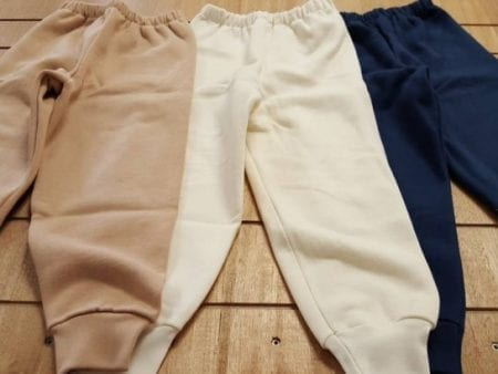Babies and Children's Track Pants – Pink Only