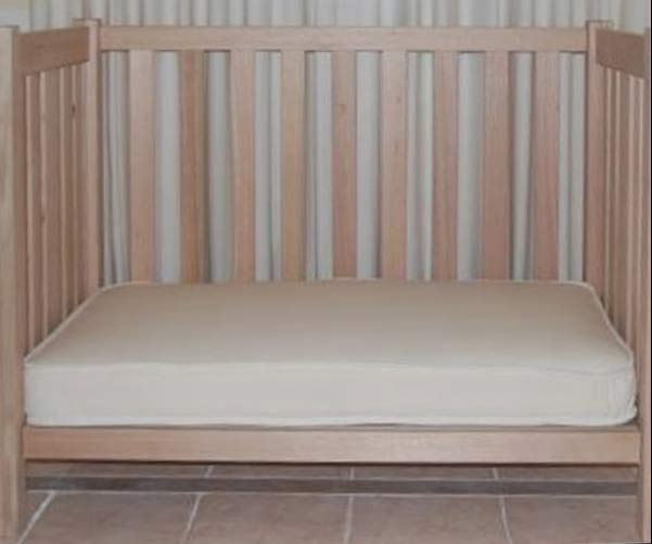 Cot innerspring mattress organature shop online for Online shopping for mattresses