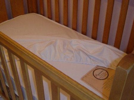 Discounted Cradle Mattress Protector