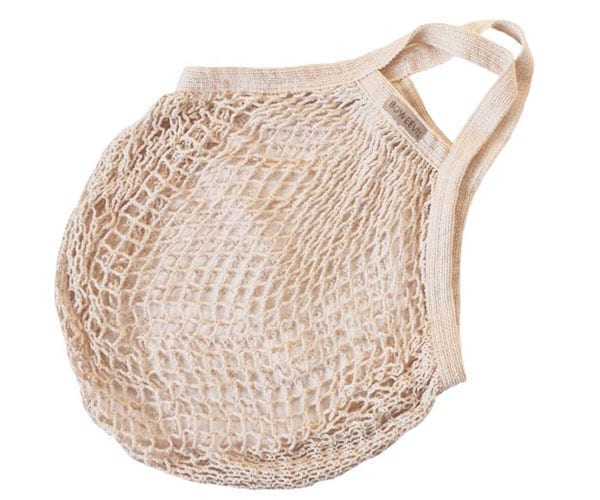 Organic Cotton String Bags – NO MORE PLASTIC