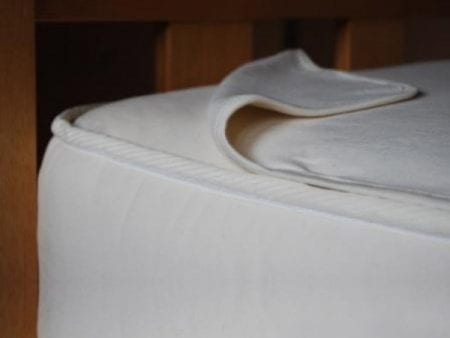 Discounted Organic Cotton Fleece Mattress Overlays