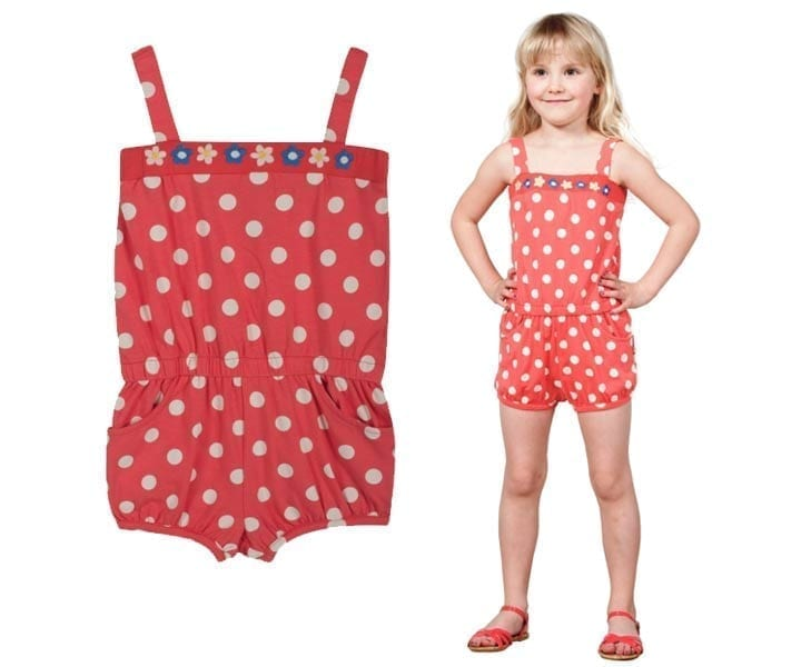 Girls Playsuit – Festival