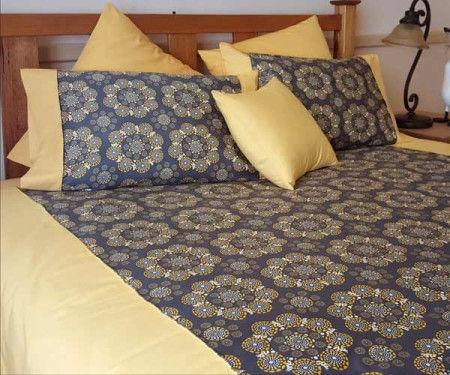 Quilt Cover Set – Golden Eyes