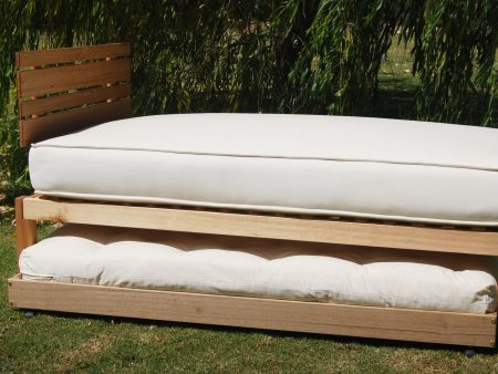 Hardwood Bed Base – Hawthorn – AUSTRALIAN MADE 100% Organic