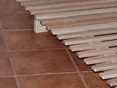 Hardwood Bed Base – Slat Panels – AUSTRALIAN MADE 100% Organic