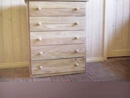 Hardwood Chest Of Drawers – AUSTRALIAN MADE 100% Organic