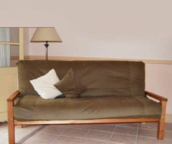 Organic Canvas Or Cord Sofa Bed Futon Cover Various