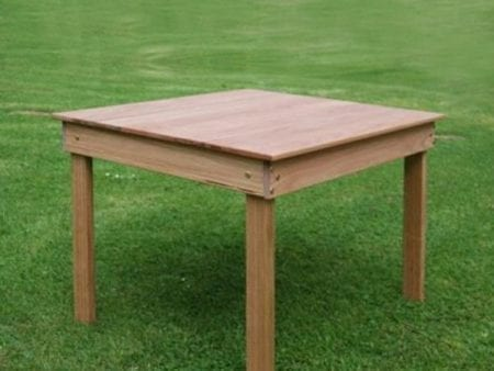 Hardwood Table