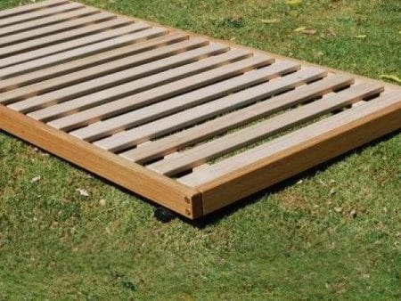 Hardwood Trundle platform style – Montrose – AUSTRALIAN MADE 100% Organic