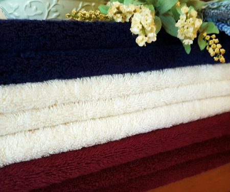 Deluxe Organic Cotton Bath Towels