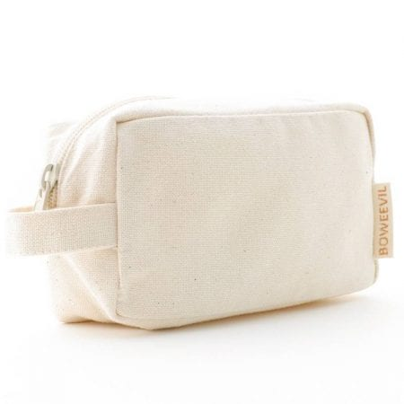 Boweevil Large Make up Bag