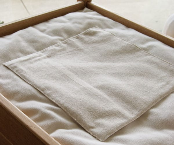 Organic Cotton Mattress Protector Pads