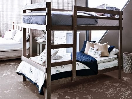 BUNK BEDS – Single with optional mattress / futon bundle AUSTRALIAN