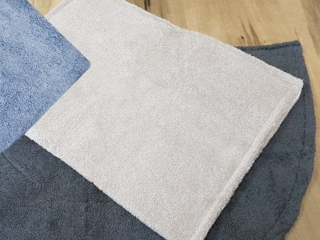 Organic Cotton Bath and Shower Mats – Coloured