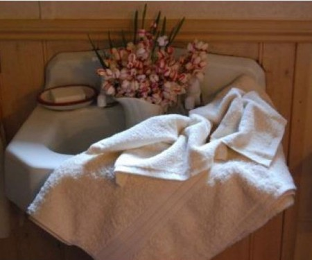 Organic Cotton Bath Towel – large