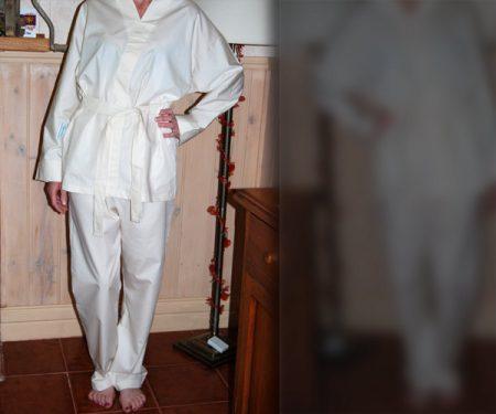 Unisex Suede Flannel Pyjamas