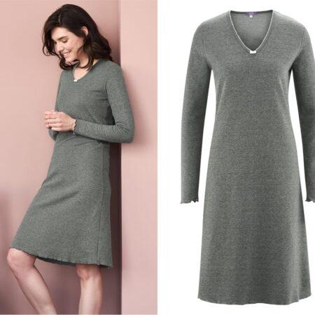 womens-organic-cotton-nightdress-long-sleeve-grey