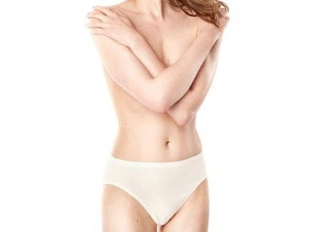 Women's Underpants – Organic Cotton – natural, black or dark rose