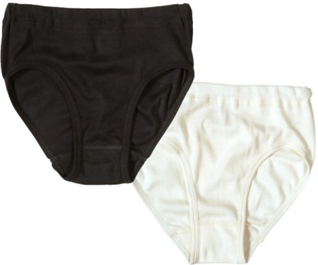 Womens Waisted Briefs